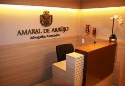 Reforma de escritório de advocacia
