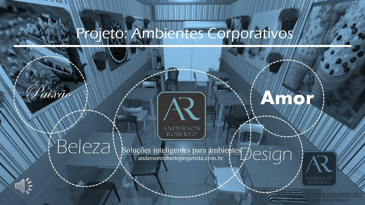Projetos Corporativos (de lojas e salas) – Vídeo